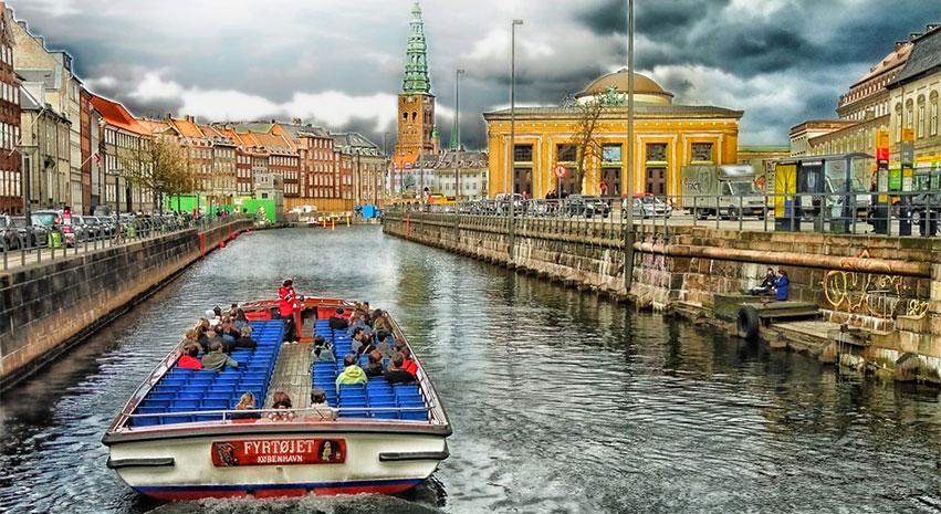 Copenhagen - 5 Destinos en Europa que no te Puedes Perder en 2018