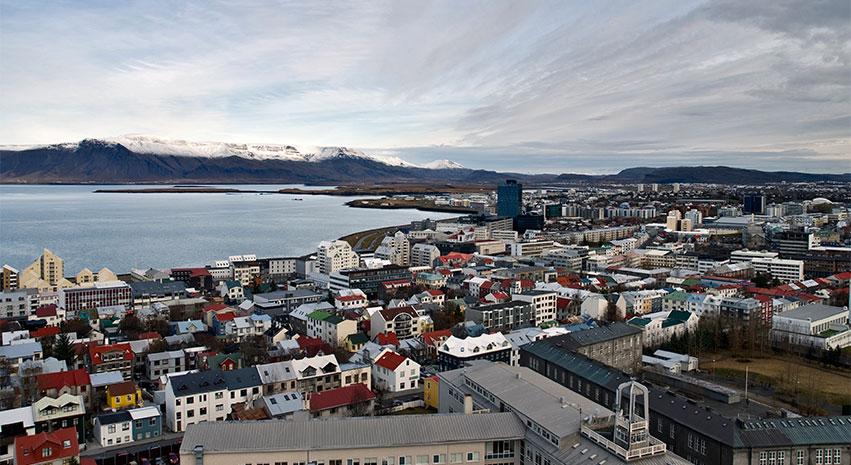 Reykjavik Iceland - 5 Destinos en Europa que no te Puedes Perder en 2018